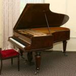 фортепиано на Даче Башенина