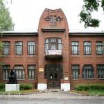 Сарапульский краеведческий музей фасад