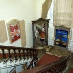 парадная лестница Сарапульского краеведческого музея