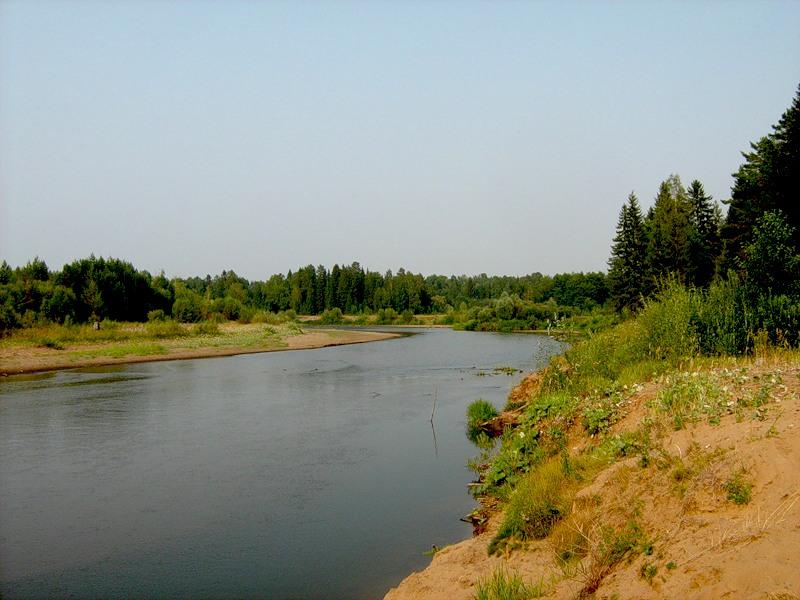рыбалка на реке кильмезь