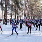 «Лыжня России - 2012»