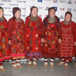 «Бурановские бабушки» из Удмуртии на конкурсе Евровидение 2012