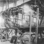 постройка самолета «КОМТА»