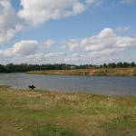 река Чепца, с. Балезино