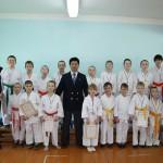 турнир по карате-до Школы Сётокан