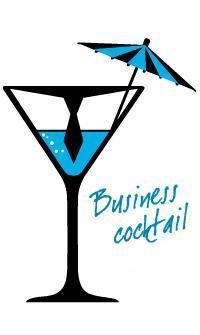 """""""Бизнес-коктейль """" - это площадка для неформального общения."""