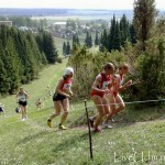 в с.Дебесы состоялись Международные соревнования по горному бегу