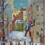 выставка живописи глазовского художника Анатолия Лукина
