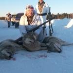 Охота на волка поселок Игра