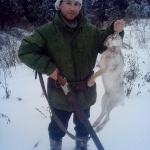 Охота на зайца Сарапульский район