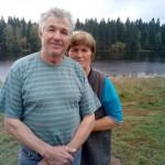 Владимир и Елена Власовы