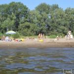 """река Кама остров """"Пляж"""" 2011г"""