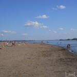 "река Кама остров ""Пляж"" Сарапул"