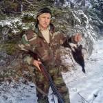 охота на тетерева в Удмуртии Сарапульский район