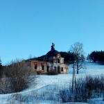 старая церковь Удмуртия