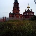 церковь (Воскресения христова) в селе Советско- Никольское
