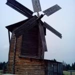 мельница в Лудорвае