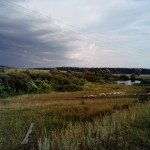 пруд в селе Кыйлуд