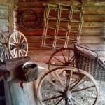 старые предметы древних Удмуртов в музее Лудорвай