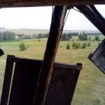 вид с мельницы в Лудорвае