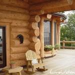 Строим деревянный дом какие материалы выбрать