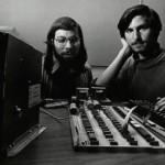 Стив Возняк и Стив Джобс учредители компнии Apple