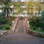 лестница второй корпус санаторий Варзи Ятчи
