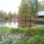 лодочная станция санаторий Варзи-Ятчи