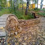 памятник Ленину санаторий Варзи-Ятчи