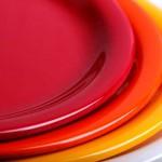 Хотите похудеть Меняйте цвет посуды!