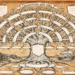 Как составить свое генеалогическое древо