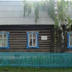 Мемориальный дом-музей Г.Д. Красильникова в селе Алнаши