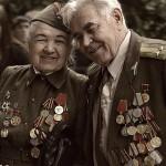 Наши дедушки и бабушки воевали за Родину