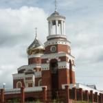 Свято-Никольский Храм в Якшур-Бодье