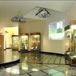 Центральный зал музея Калашникова