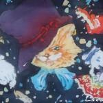 Выставка студии художественного текстиля «Батик»