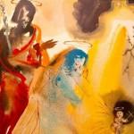 Выставка Cальвадор Дали. Священное послание в Удмуртии