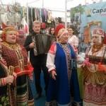 Сарапул туристический на Первой Сарапульской Всероссийской ярмарке