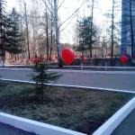 Предложение руки и сердца по Сарапульски или с праздником 1 мая