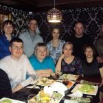 Встреча выпускников школа № 15