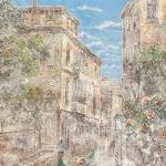 Никас Сафронов Венеция в стиле дрим-вижн