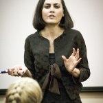 Елена Дурова  мастер-класс «4 секрета убедительного выступления»