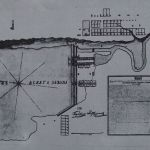 План Ижевского железоделательного завода. 1764 год