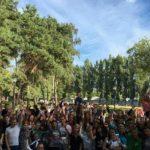 Акция в Ижевске в поддержку детского телефона доверия 8-800-2000-122
