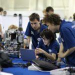 Школьники из Удмуртии примут участие в рабочем совещании с роботами