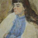 Выставка женских портретов художника Алексея Холмогорова «Тобой очарован»