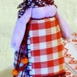 Мастер-класс по изготовлению кукол в семейном клубе «Этномозаика» в Сарапуле