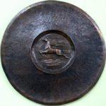 Выставка Владимира Зыкина «Чеканка» лошадка