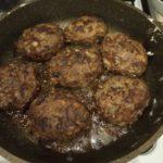 Котлеты из мяса бобра-простой рецепт